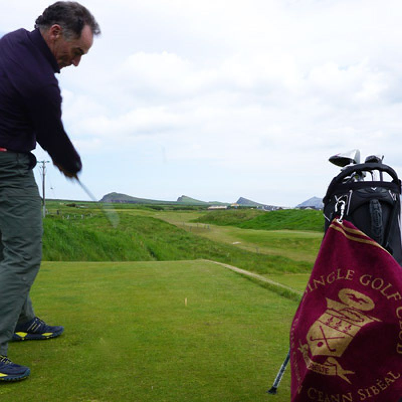 Golf on the Dingle Peninsula