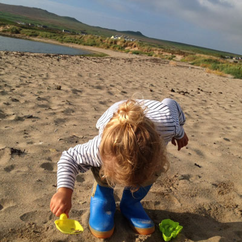 Suggestions for Dingle Peninsula with young children
