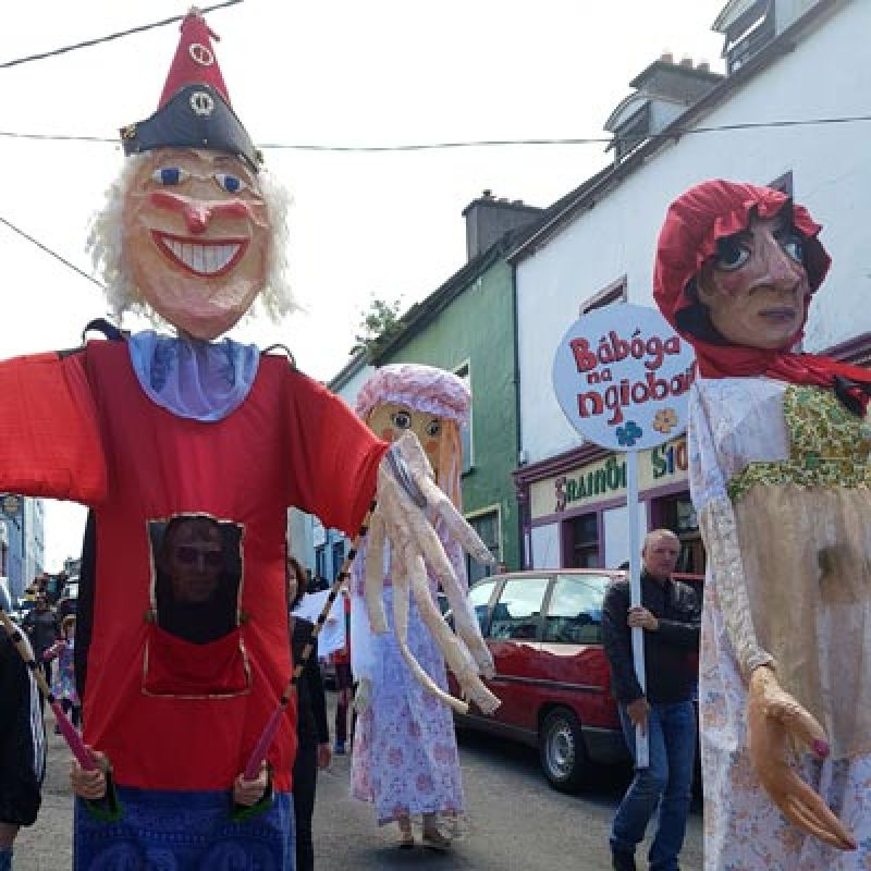 Festivals and Events on the Dingle Peninsula